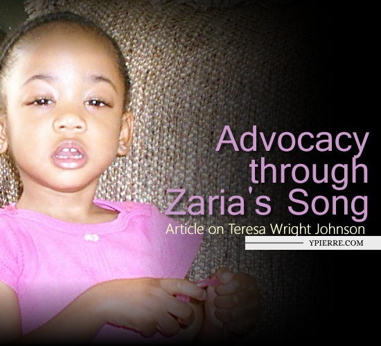 [Article] Advocacy through Zaria's Song