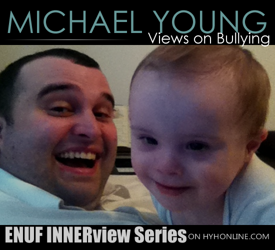 ENUF INNERview Series with Michael Young