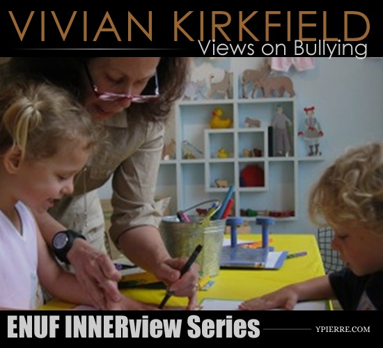 ENUF INNERview Series with Vivian Kirkfield