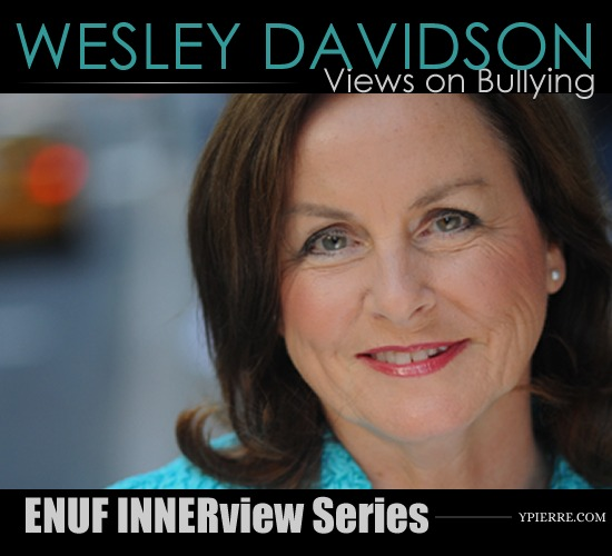 ENUF INNERview Series with Wesley Davidson