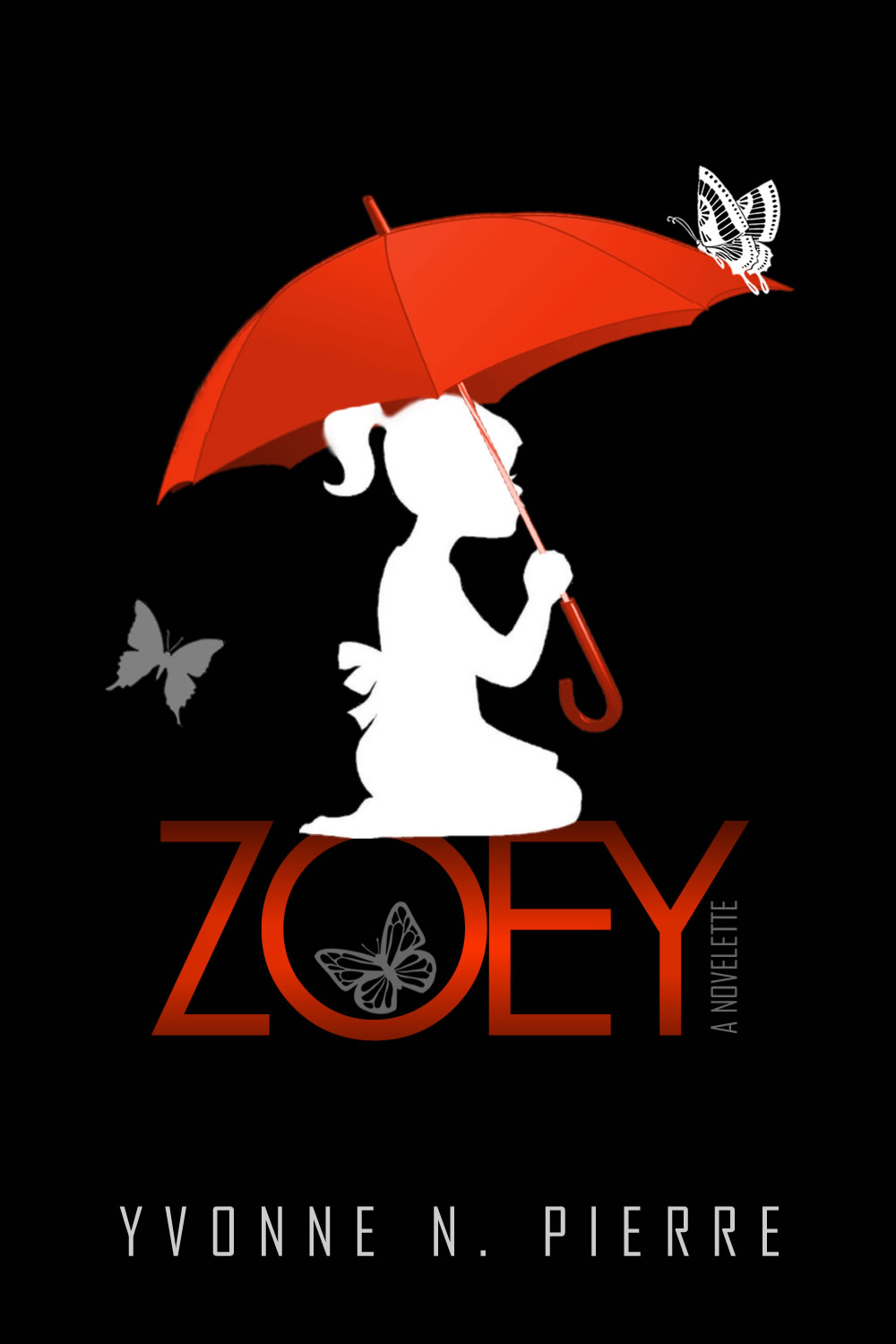 Zoey A Novelette Cover